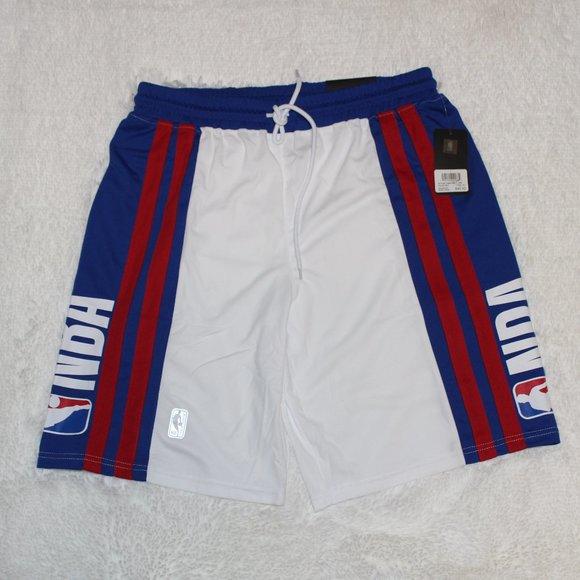 NBA Men's Official Licensed Apparel Basketball Shorts